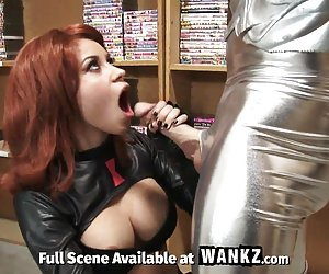Assvengers Porn Parody - Episode II: Backdoor Without Backup